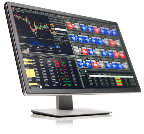 NinjaTrader - Preferred Platform For The APEX Toolkit